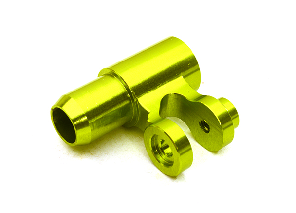 Integy RC Toy Model Hop-ups C26951GREEN Billet Machined Alloy Servo Horn 25T for Traxxas... by Integy