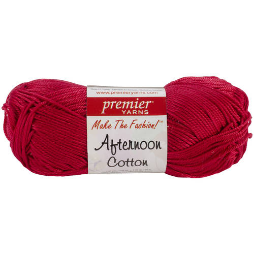 Afternoon Cotton Solid Yarn