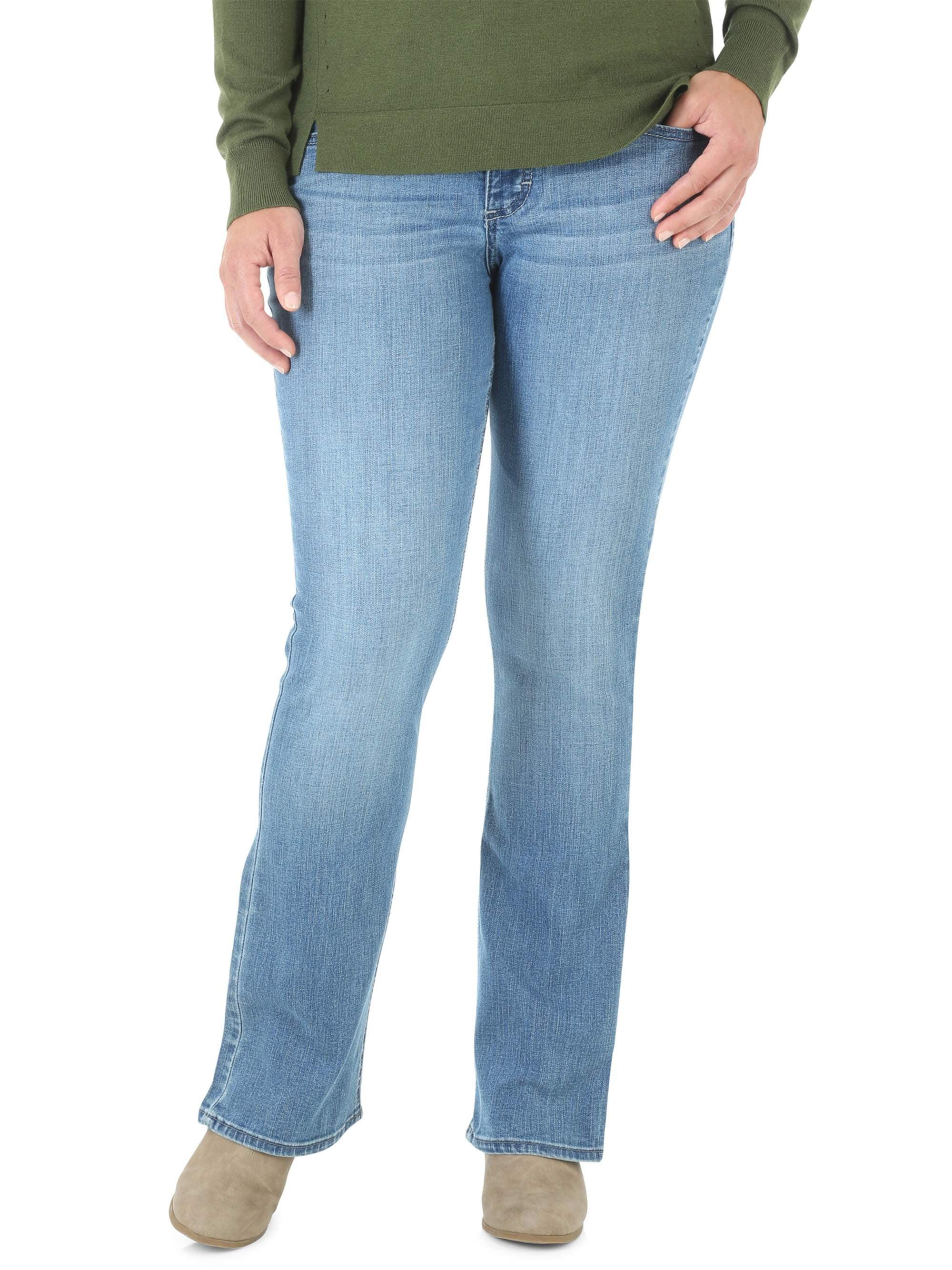 a2dce585b3c Lee Riders Women's Midrise Bootcut Jean – Walmart Inventory Checker ...