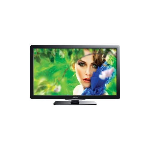 "Philips 40"" Class LED 1080p 60Hz HDTV, (2- 5/8 ultra-slim"") 40PFL4707"