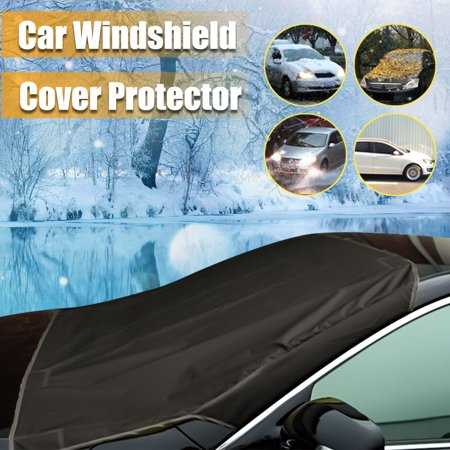 4 Colors Car Truck SUV Auto Magnet Window Windshield Windscreen Cover UV Sun Snow Ice Frost (Best Suv In Snow And Ice 2019)