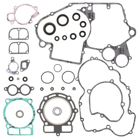 New Winderosa Gasket Set with Oil Seals for KTM 520 MXC