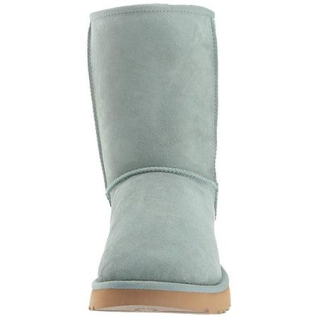 38dc4c87070 Ugg Australia Womens Classic Short II Leather Round Toe | Walmart Canada