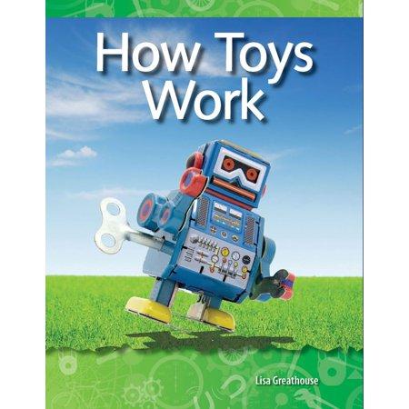 How Toys Work - eBook