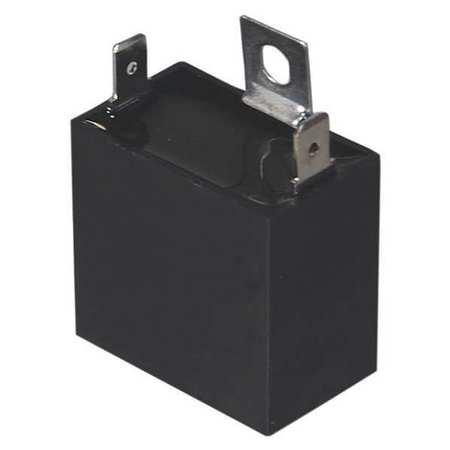 Motor Run Capacitor,5 MFD,1-7/8 In. H DAYTON 22F175