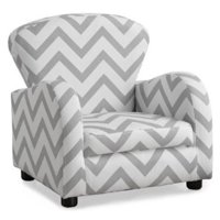 Rosebery Kids Chair in Gray