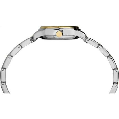 Timex Womens Gold Tone Bracelet Watch - image 1 of 2