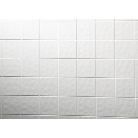 DPI AquaTile White Tileboard Wall Paneling Walmartcom - Aquatile wall panels