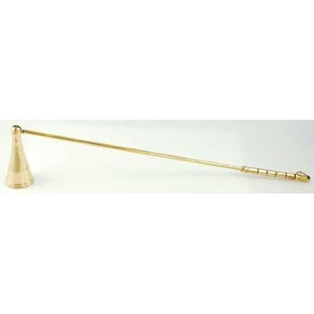 Long Brass Candle Snuffer (Cooper Brass Candle)