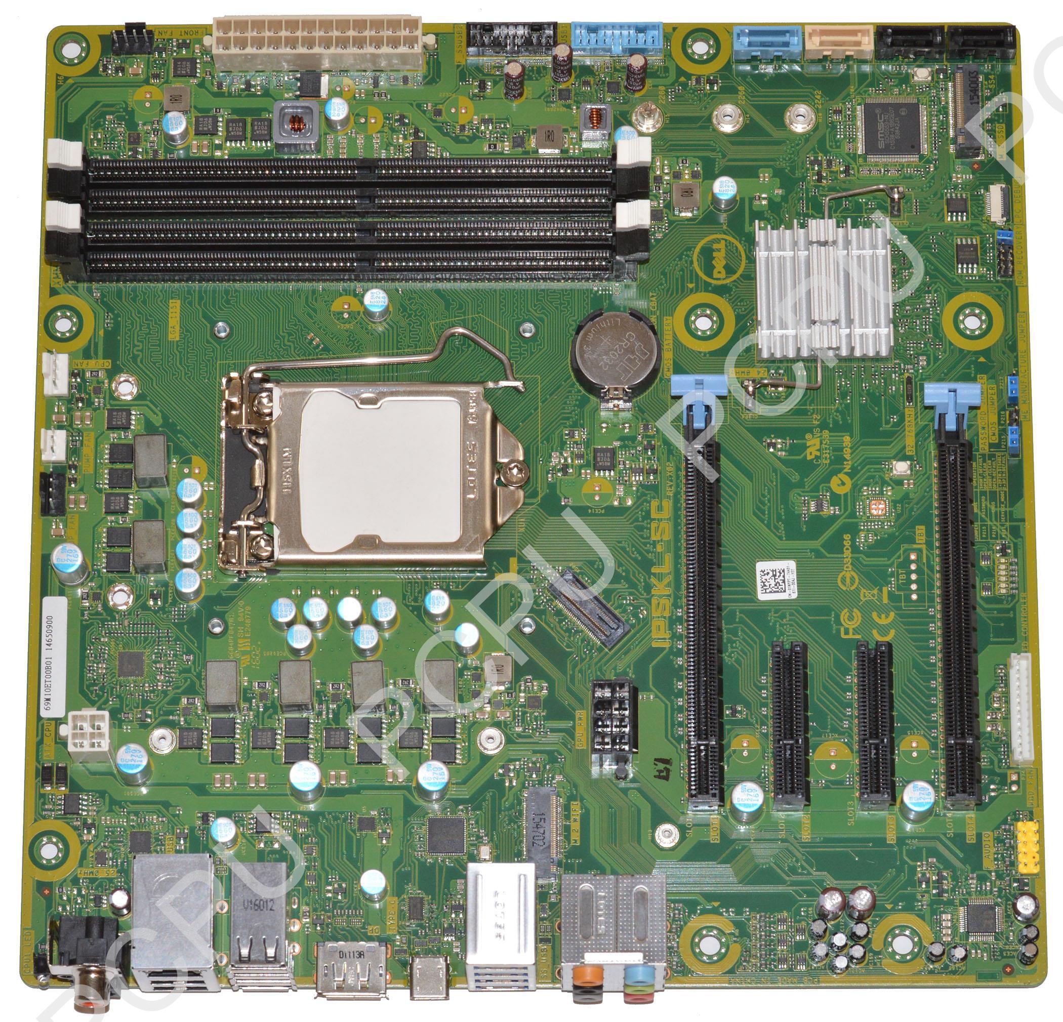 1NYPT Dell Alienware Aurora R5 Intel Desktop Motherboard s1151
