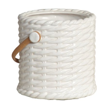 Emissary Home and Garden Ceramic Bucket