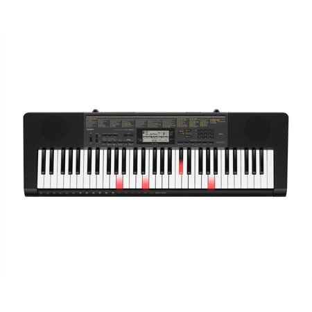 Casio LK-265 61-Key Lighted Portable Touch Sensitive Keyboard with Power