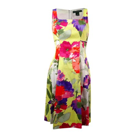 Ralph Lauren Sundress - Lauren Ralph Lauren Women's Floral Cotton Sundress