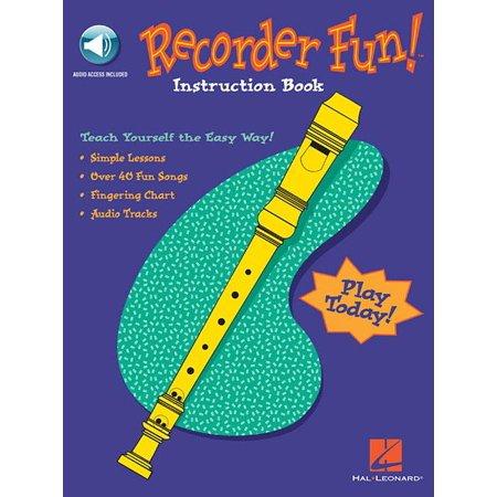 Teach Yourself Recorder - Recorder Fun! Teach Yourself the Easy Way!
