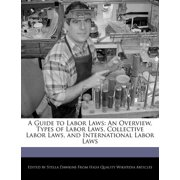 A Guide to Labor Laws : An Overview, Types of Labor Laws, Collective Labor Laws, and International Labor Laws
