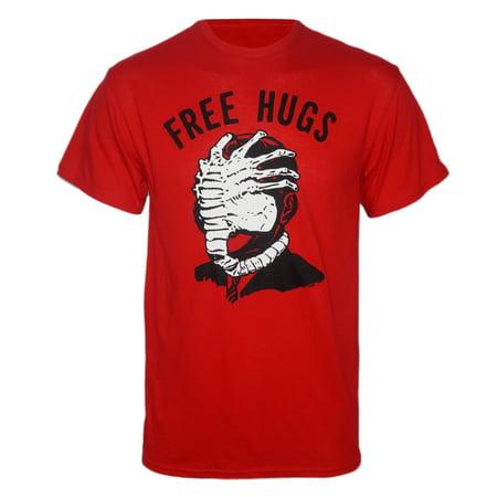 ALIEN Free Hugs Baby Alien Face Hugger T-Shirt
