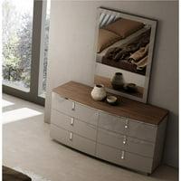 J&M Furniture Napa 6 Drawer Dresser