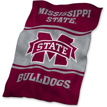 Mississippi State Bulldogs UltraSoft - Mississippi State Bulldogs Fleece