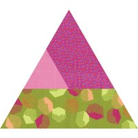Sizzix Bigz L Die Varied Triangle by Victoria Findlay Wolfe Quilts