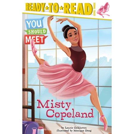 Misty Copeland ()