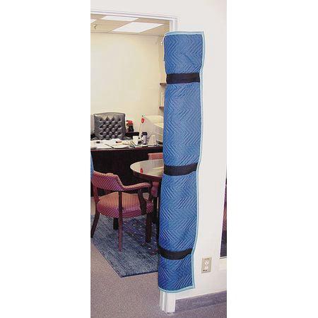 Interior Door Jamb (ZORO SELECT 2NKU1 Door Jamb Protector Pad,69 In. L,2.5 lb. )