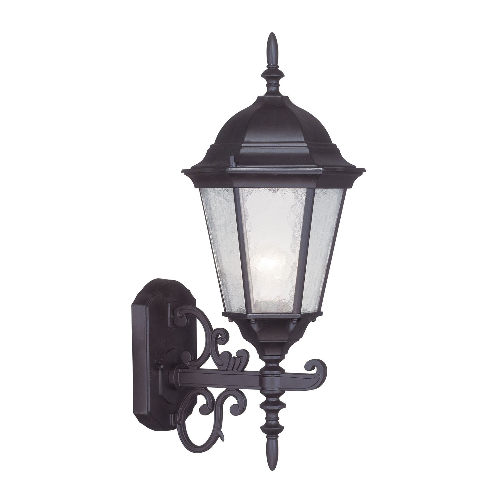 Livex Lighting Hamilton 1 Light Outdoor Wall Lantern