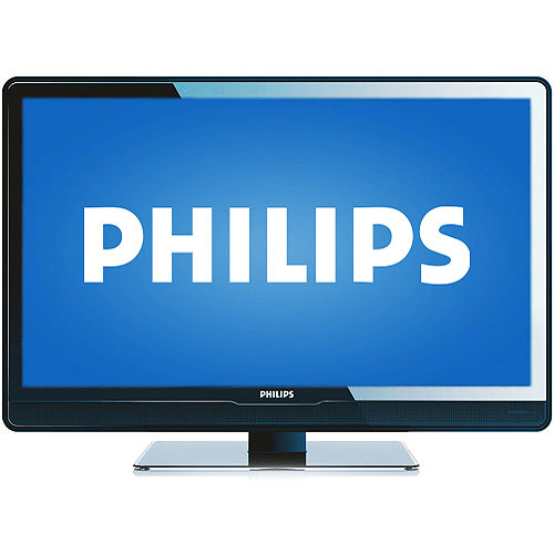 """Philips 52"""" Full HD 1080P LCD HDTV with Built-in Tuner, 52PFL3603D/27"""