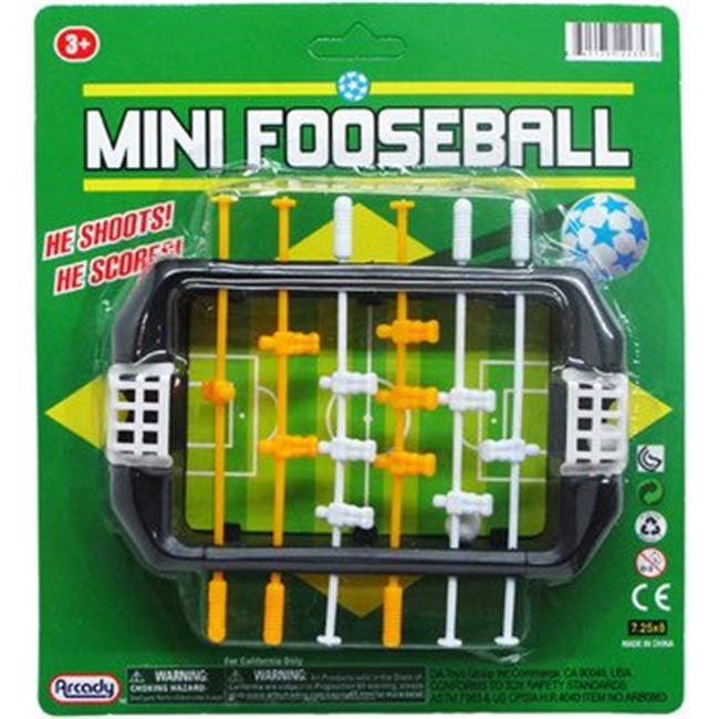 DDI 2281497 Mini Fooseball Case of 72