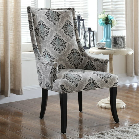 Best master furniture 39 s audrey fabric living room accent - Best fabric for living room furniture ...
