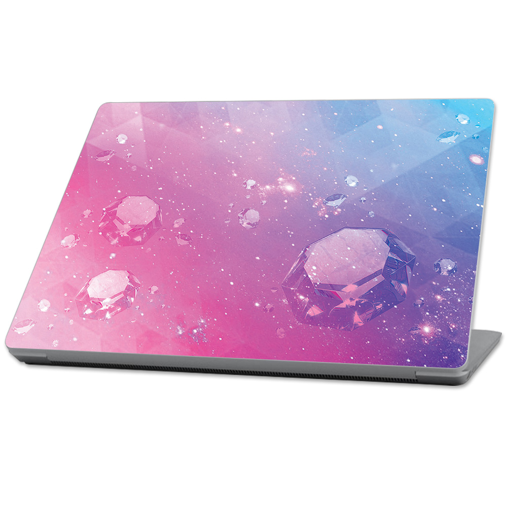 """Skin for Microsoft Surface Laptop (2017) 13.3"""" - Pink Diamond