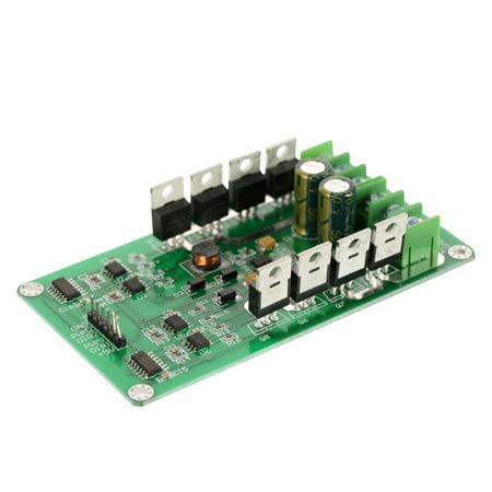 3V-36V Dual Motor Driver Board Module H-bridge DC MOSFET IRF3205 10A Peak (L298 Dual H Bridge Motor Driver Schematic)