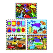 Chunky Puzzles - Set of 5