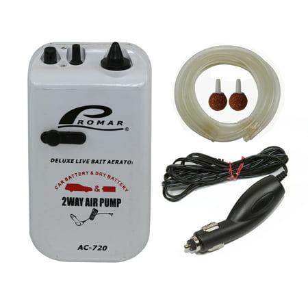 Promar Deluxe 2-Speed Bait Aerator