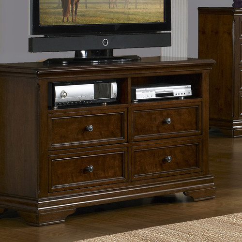 Carolina Home Collection Rockland 4 Drawer Double Dresser