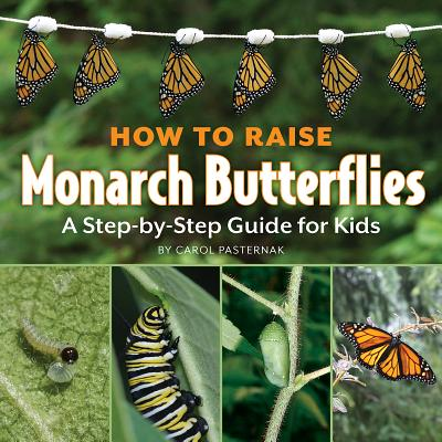 How to Raise Monarch Butterflies : A Step-By-Step Guide for Kids