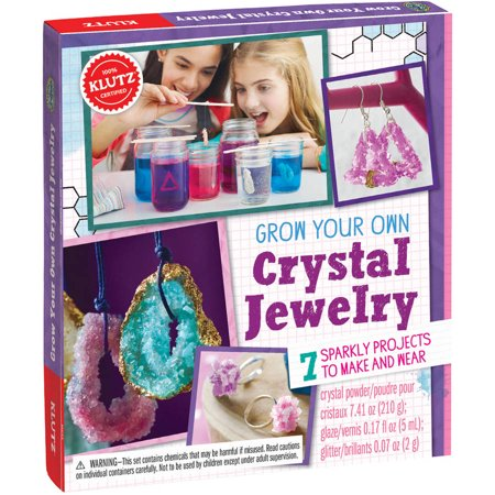 Klutz Grow Your Own Crystal -