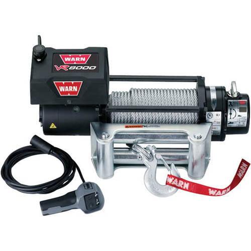 Vr8000 Winch