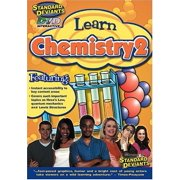 Standard Deviants: Chemistry, Vol. 2 by GOLDHIL HOME MEDIA INT L