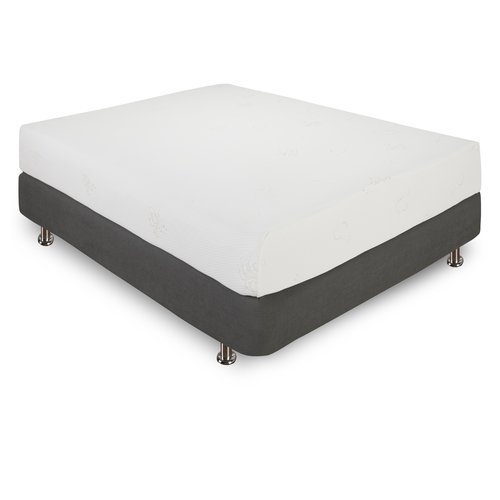"Classic 10"" Ventilated Memory Foam Mattress Cal King Size"