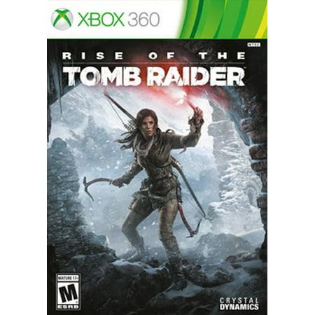 Rise of the Tomb Raider, Microsoft, Xbox 360,