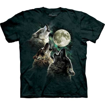 Wolf Moon T-shirt - Youth Three Wolf Moon T-Shirt
