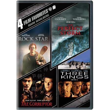 4 Film Favorites  Mark Wahlberg