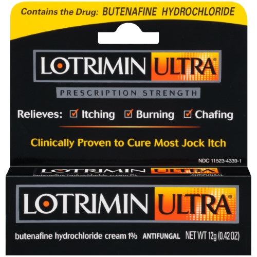 Lotrimin 12g Jock Itch Cream (Pack of 2)