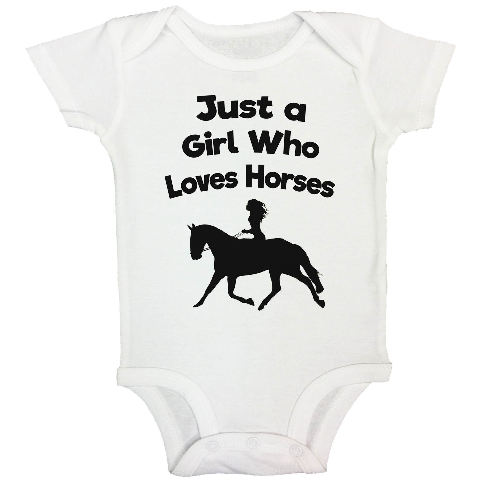 Line Horse Rider  Funny Mens or Lady Fit T Shirt T-Shirt Funny Gift