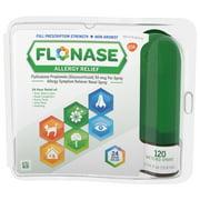 Flonase 24hr Allergy Relief Nasal Spray, Full Prescription Strength, 120 sprays