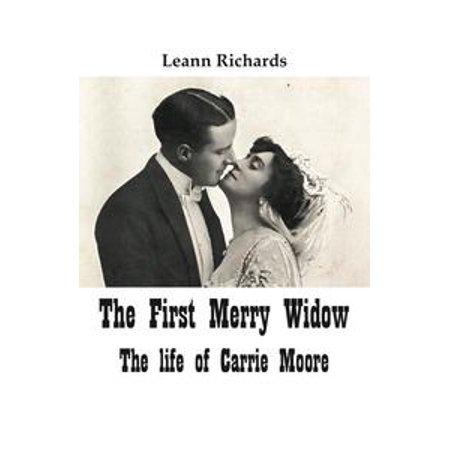 The First Merry Widow - eBook