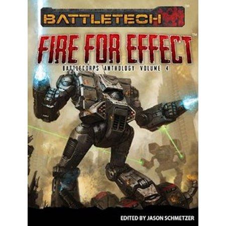 BattleTech: Fire for Effect - eBook