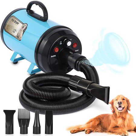 Upgraded Dog Dryer Dog Blow Dryer Dog Hair Dryer 3.2HP Stepless Adjustable Speed Pet Hair Force Dryer Dog Grooming Blower with Heater Dog Quick-Drying Upgraded Dog Dryer Dog Blow Dryer Dog Hair Dryer 3.2HP Stepless Adjustable Speed Pet Hair Force Dryer Dog Grooming Blower with Heater Dog Quick-Drying