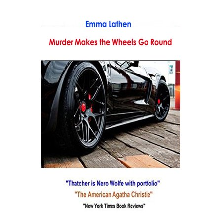 Murder Makes the Wheels Go Round. Audiobook. A Mystery by Emma