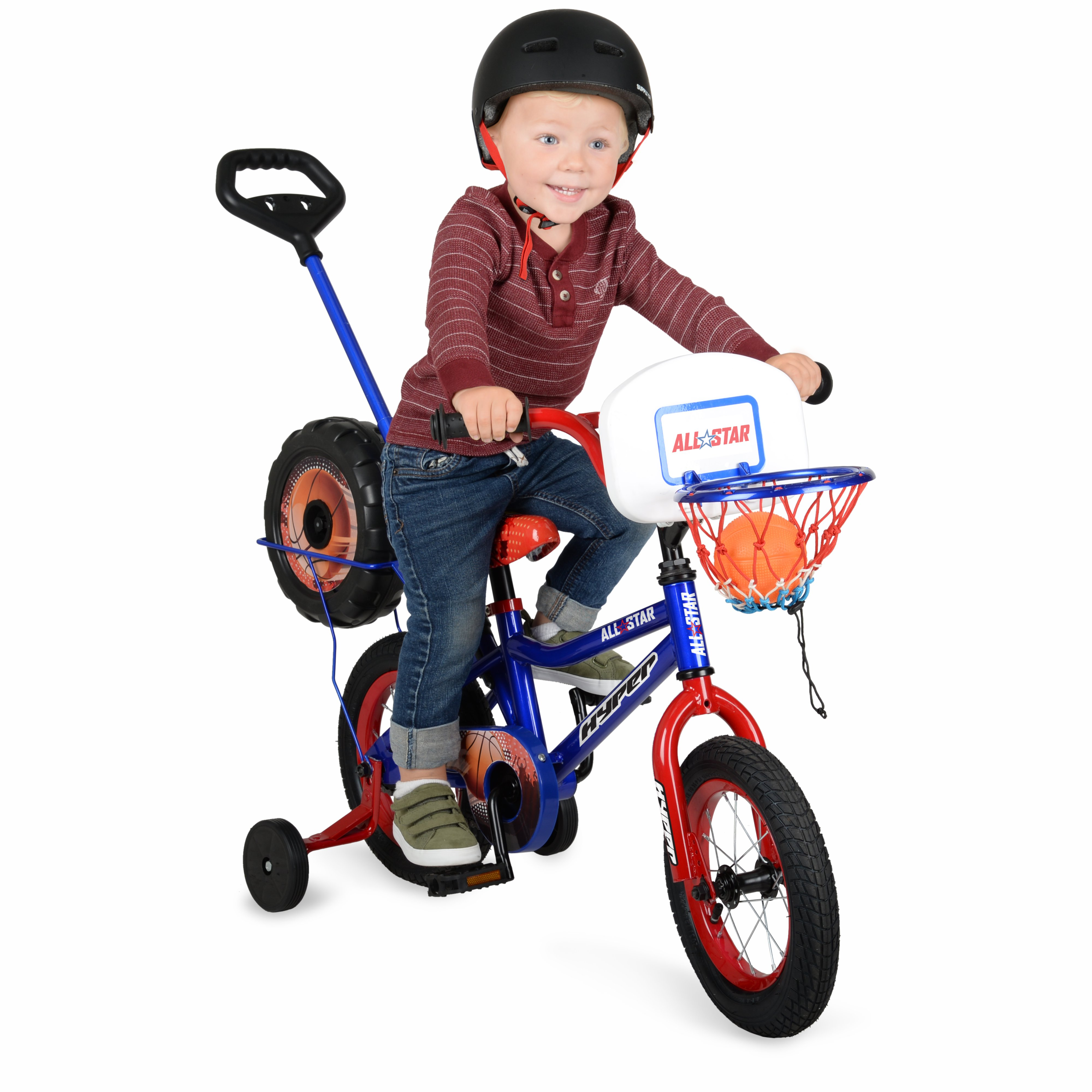 12in Hyper Basketball Bike